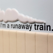 Runaway Train (detail)